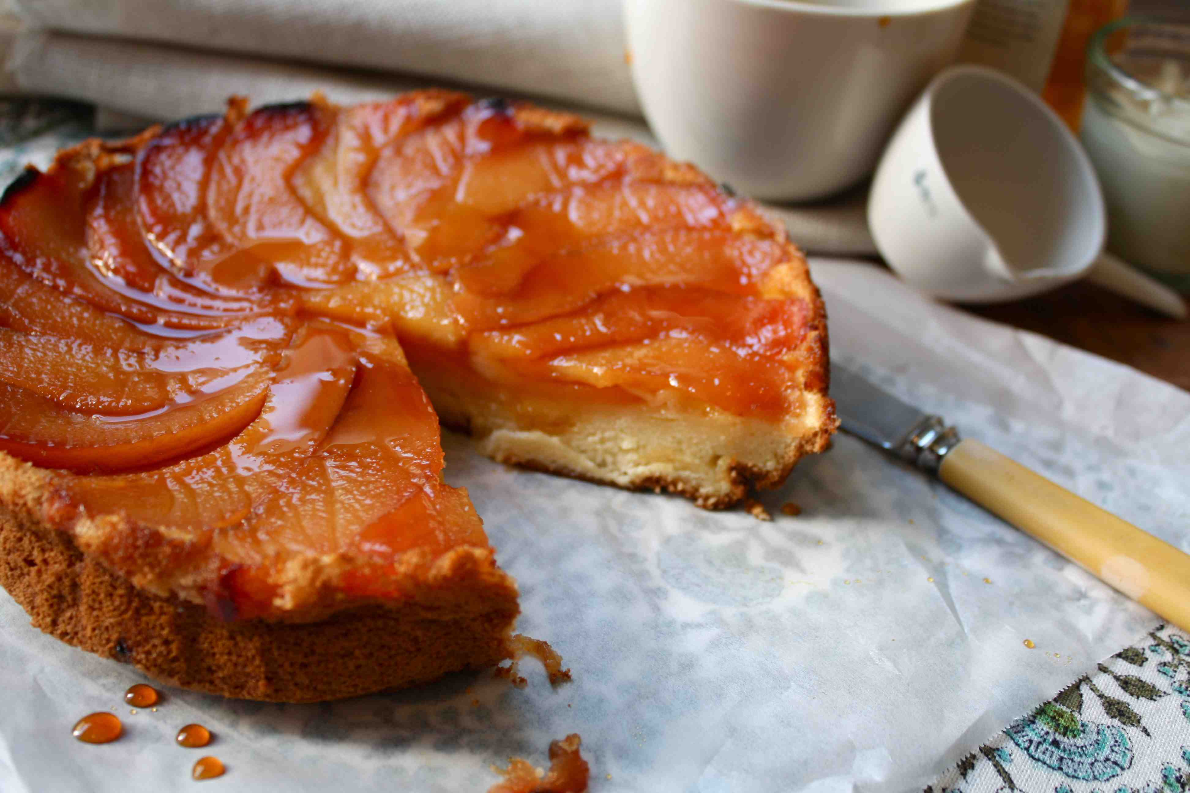 Quinces and caramel tilly 39 s table - Delicious quince recipes autumns flavors on your table ...